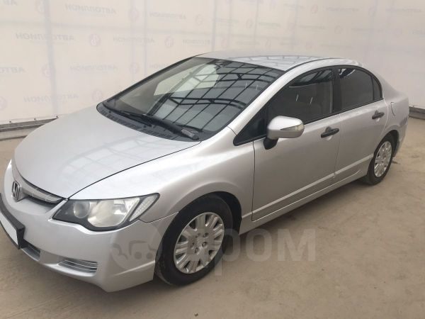 Honda Civic, 2007 год, 339 000 руб.