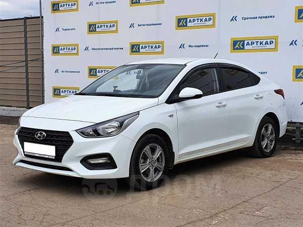 Hyundai Solaris, 2019 год, 954 000 руб.