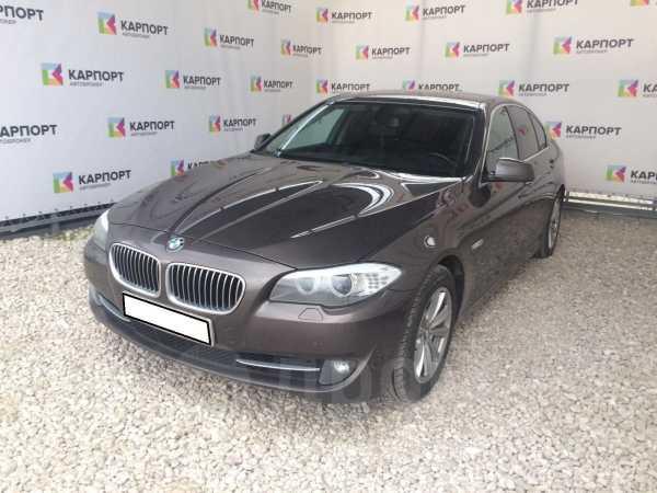 BMW 5-Series, 2012 год, 1 080 000 руб.