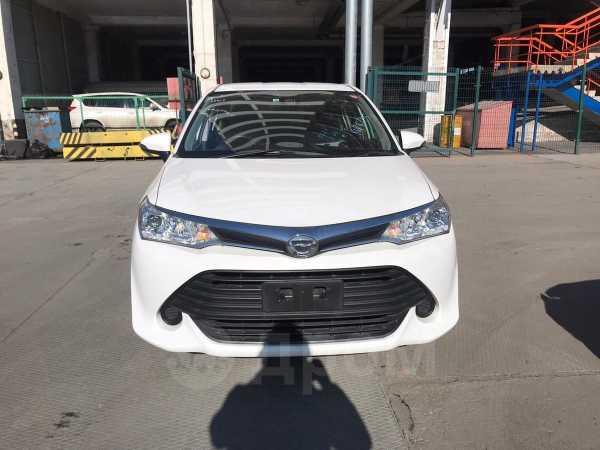 Toyota Corolla Axio, 2016 год, 780 000 руб.