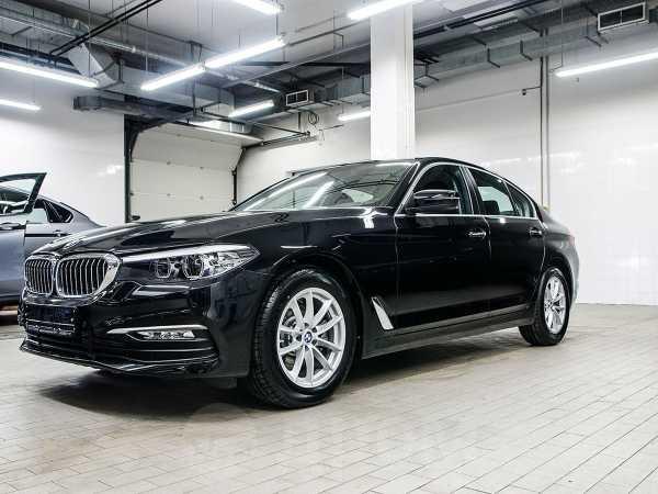 BMW 5-Series, 2020 год, 3 633 000 руб.