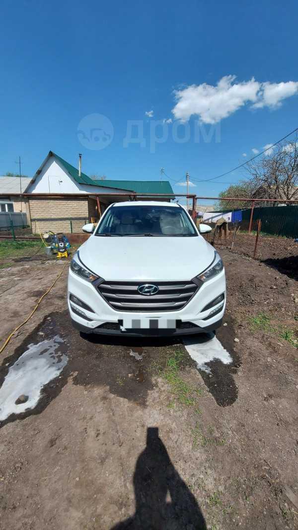 Hyundai Tucson, 2017 год, 1 470 000 руб.