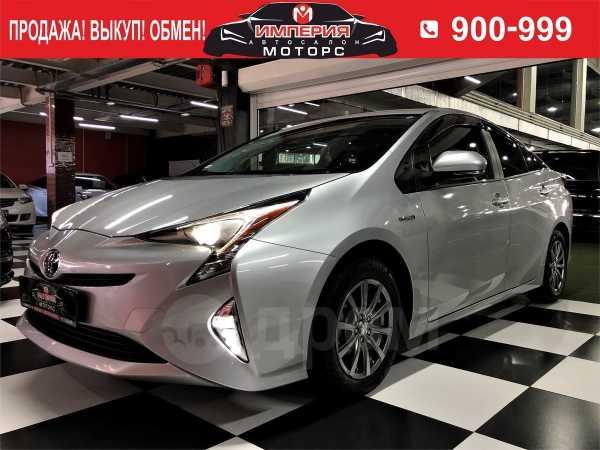 Toyota Prius, 2016 год, 1 169 000 руб.