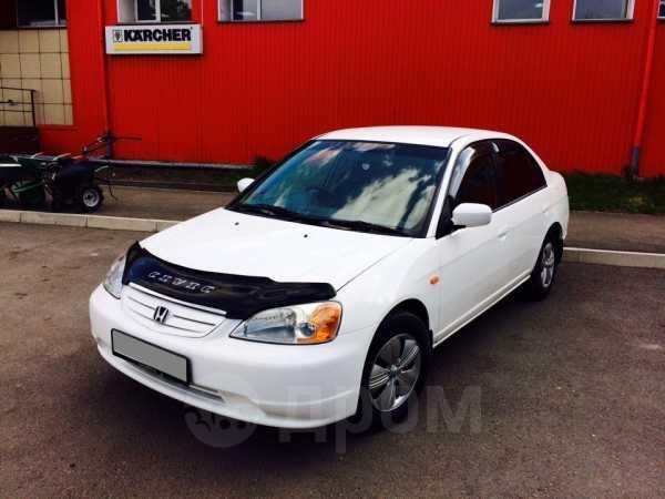 Honda Civic Ferio, 2001 год, 239 000 руб.