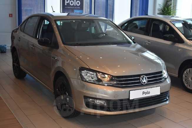 Volkswagen Polo, 2019 год, 990 800 руб.