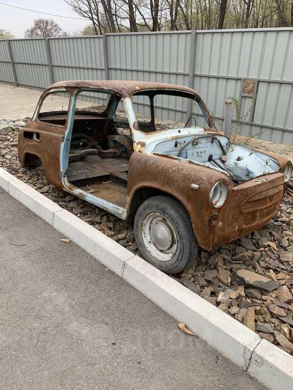 ЗАЗ Запорожец, 1960 год, 25 000 руб.