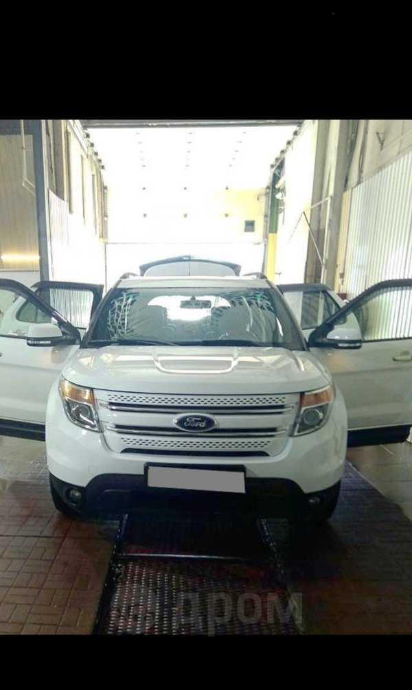 Ford Explorer, 2015 год, 1 700 000 руб.