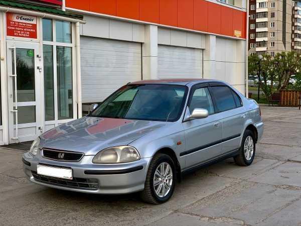 Honda Civic Ferio, 1999 год, 225 000 руб.
