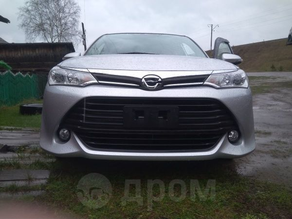 Toyota Corolla Fielder, 2016 год, 760 000 руб.