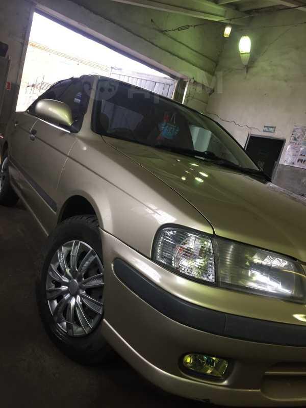 Nissan Sunny, 2001 год, 240 000 руб.