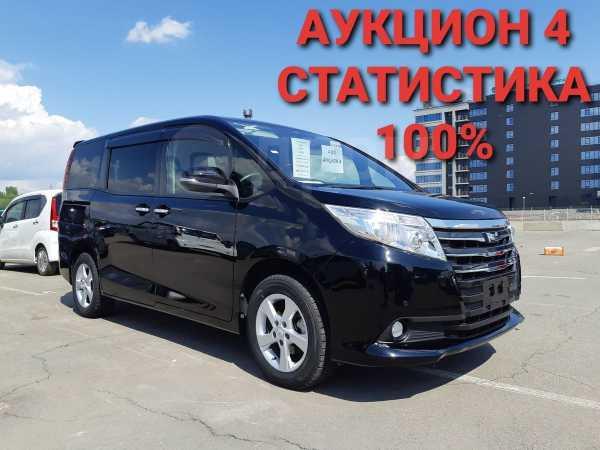 Toyota Noah, 2016 год, 1 388 000 руб.