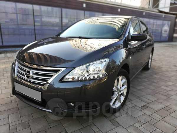 Nissan Sentra, 2014 год, 665 000 руб.