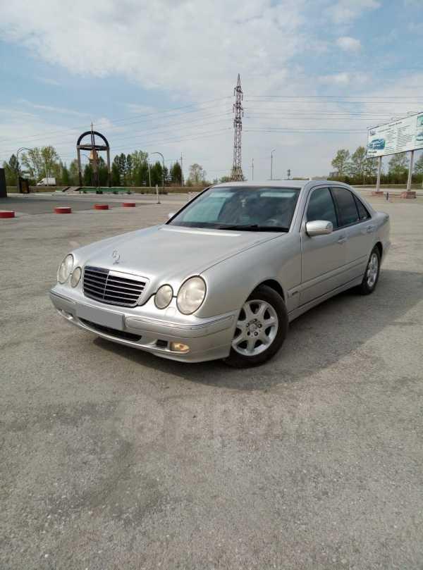 Mercedes-Benz E-Class, 2001 год, 400 000 руб.