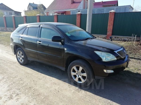 Toyota Harrier, 2008 год, 500 000 руб.