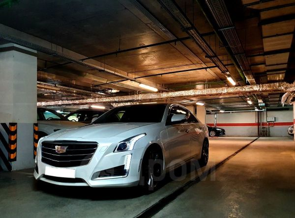 Cadillac CTS, 2015 год, 1 430 000 руб.