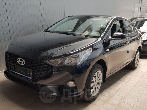 Hyundai Solaris, 2020 год, 921 960 руб.