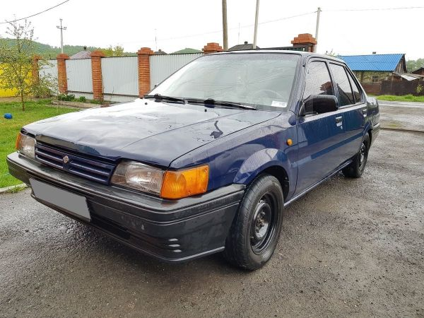 Nissan Sunny, 1990 год, 100 000 руб.