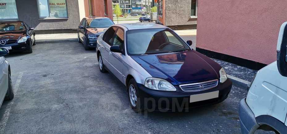 Honda Civic Ferio, 2000 год, 120 000 руб.