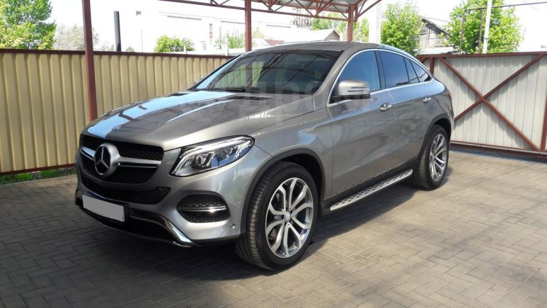 Mercedes-Benz GLE Coupe, 2016 год, 3 395 000 руб.