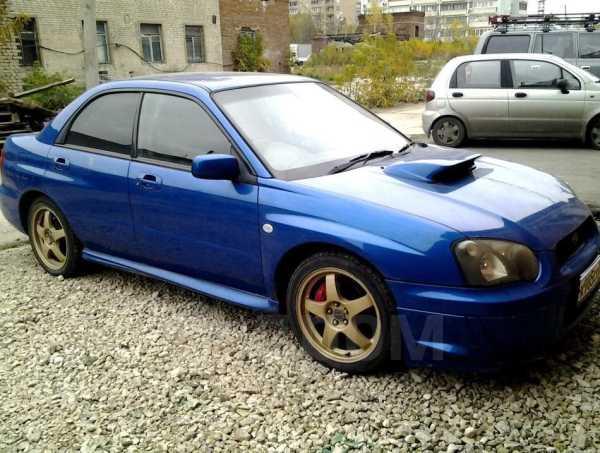 Subaru Impreza, 2000 год, 500 000 руб.