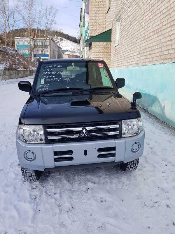 Mitsubishi Pajero Mini, 2008 год, 370 000 руб.