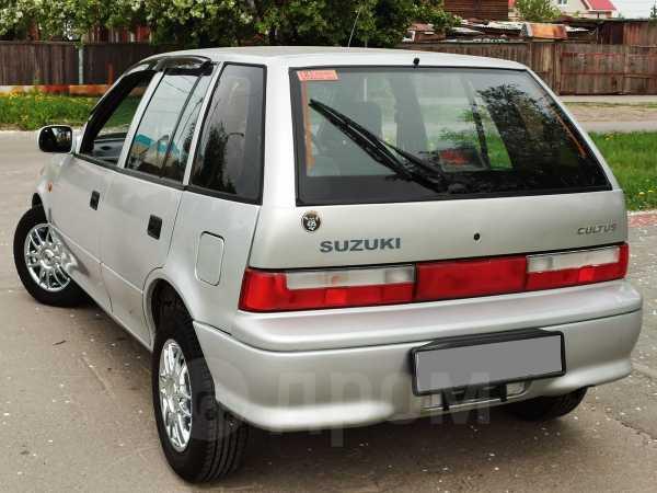 Suzuki Cultus, 1999 год, 165 000 руб.