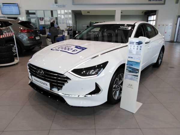 Hyundai Sonata, 2020 год, 1 779 000 руб.
