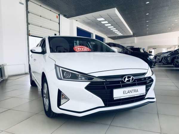 Hyundai Elantra, 2019 год, 1 210 000 руб.