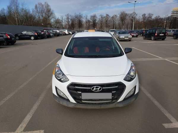 Hyundai i30, 2016 год, 639 000 руб.