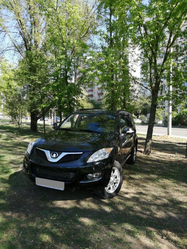 Great Wall Hover H5, 2014 год, 590 000 руб.