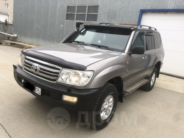 Toyota Land Cruiser, 2005 год, 1 690 000 руб.