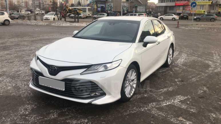 Toyota Camry, 2019 год, 2 300 000 руб.