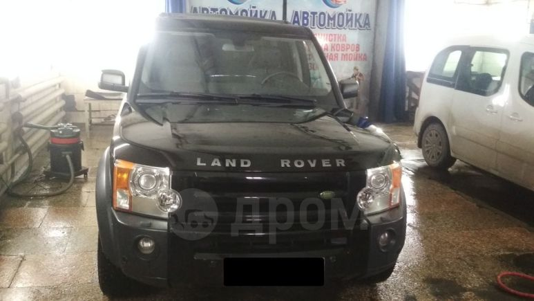 Land Rover Discovery, 2007 год, 753 333 руб.