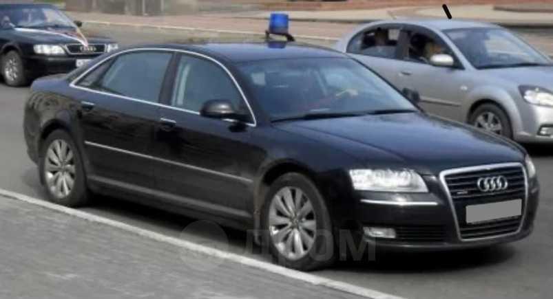 Audi A8, 2009 год, 780 000 руб.