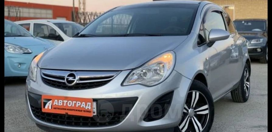 Opel Corsa, 2011 год, 320 000 руб.
