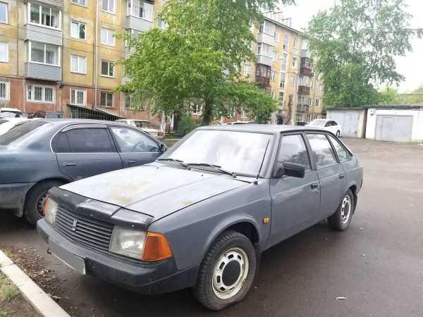 Москвич 2141, 1995 год, 42 000 руб.