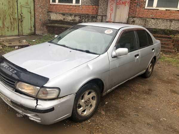Nissan Pulsar, 1997 год, 95 000 руб.