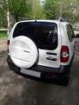 Chevrolet Niva, 2016 год, 520 000 руб.