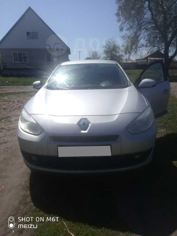 Renault Fluence, 2011 год, 270 000 руб.