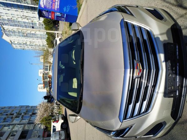 Cadillac XT5, 2016 год, 2 300 000 руб.