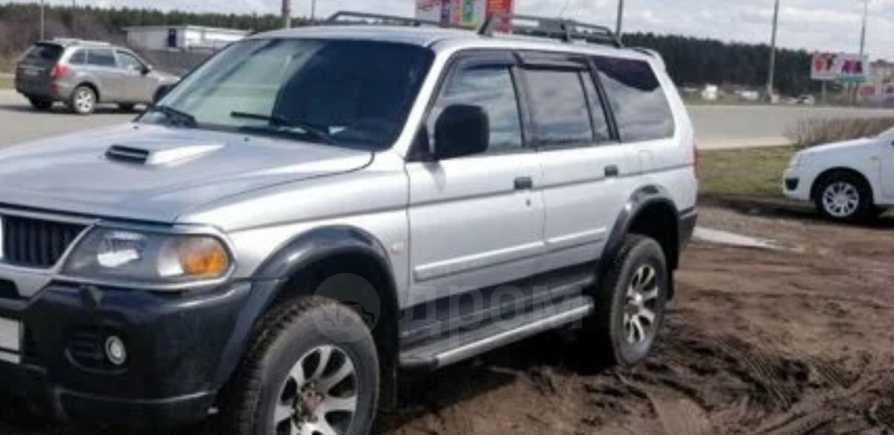 Mitsubishi Pajero Sport, 2004 год, 419 000 руб.