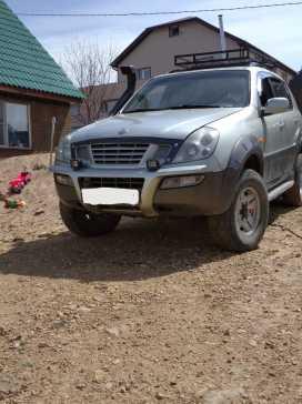 Хабаровск Rexton 2002