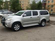 Омск Hilux Pick Up 2010