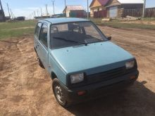 Новонукутский 1111 Ока 2001