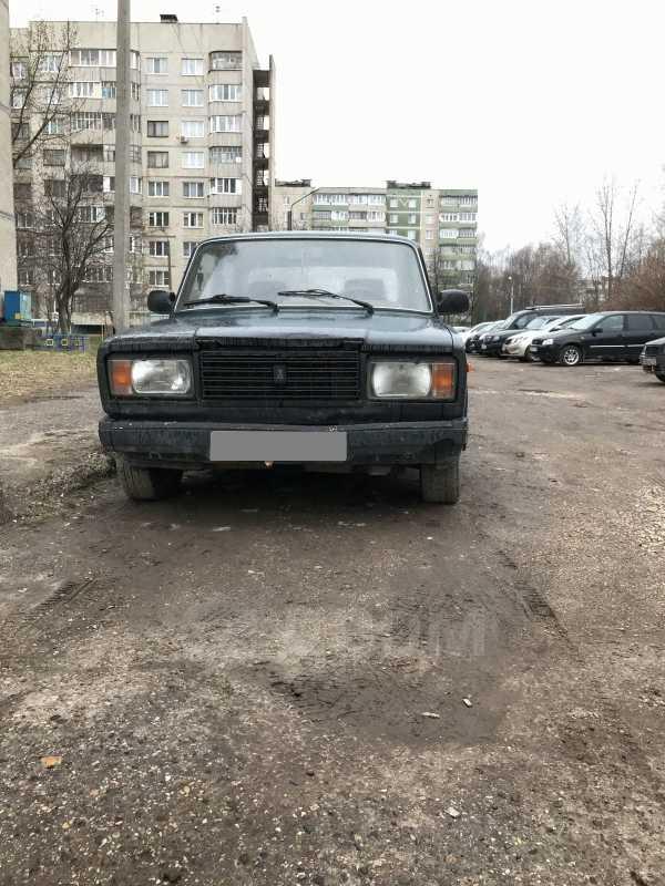 Лада 2107, 2005 год, 24 000 руб.
