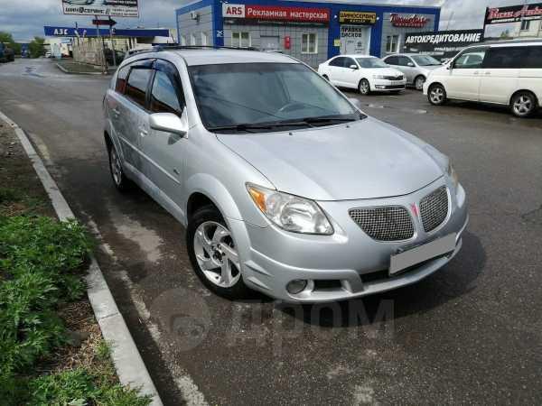 Pontiac Vibe, 2005 год, 355 000 руб.