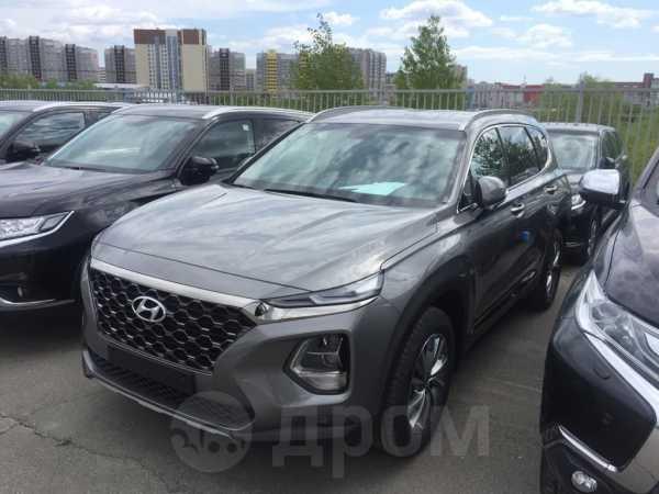 Hyundai Santa Fe, 2020 год, 2 714 000 руб.