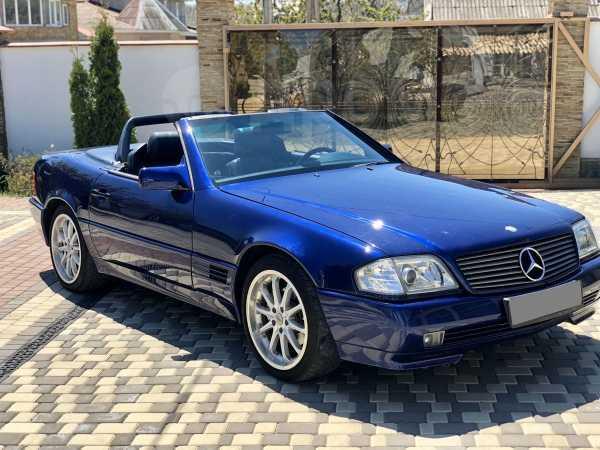 Mercedes-Benz SL-Class, 1992 год, 1 100 000 руб.