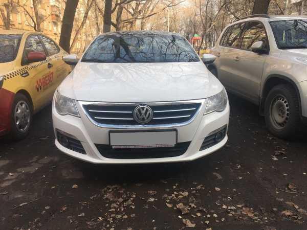 Volkswagen Passat CC, 2011 год, 500 000 руб.