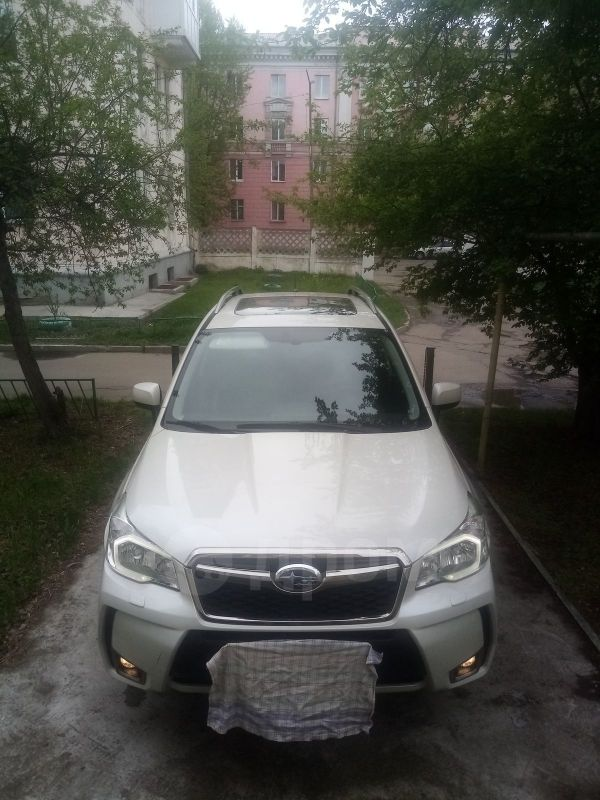 Subaru Forester, 2012 год, 1 130 000 руб.